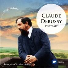 CD CLAUDE DEBUSSY: PORTRAIT