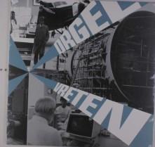 Vinyl ORGEL VRETEN - MAN & ZIJN MACHINE