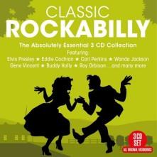 CD V/A - CLASSIC ROCKABILLY