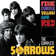 CD SORROWS - PINK PURPLE YELLOW AND RED - THE COMPLETE SORROWS