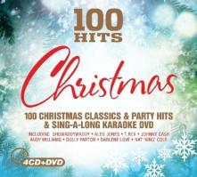 CD V/A - 100 HITS - CHRISTMAS