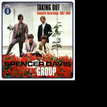 CD DAVIS, SPENCER -GROUP- - TAKING OUT TIME