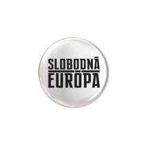 Odznak Slobodná Európa, Biela