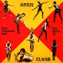 Vinyl FELA KUTI - OPEN & CLOSE