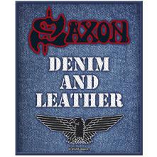 Nažehlovačka Denim & Leather