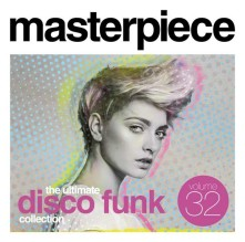 CD V/A - MASTERPIECE THE ULTIMATE DISCO FUNK COLLECTION VOL.32