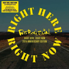 Vinyl RIGHT HERE, RIGHT NOW REMIXES