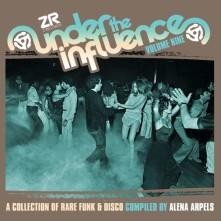 CD V/A - UNDER THE INFLUENCE VOL.9