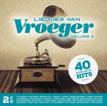 CD V/A - LIEDJES VAN VROEGER VOL.3