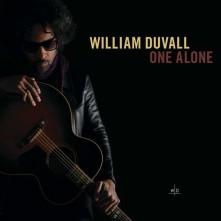 CD DUVALL, WILLIAM - ONE ALONE
