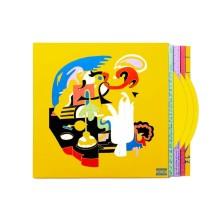 Vinyl Face (Yellow Vinyl)
