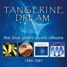 CD BLUE YEARS STUDIO ALBUMS 1985-1987
