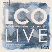 CD LCO Live: Vaughan Williams, Suk, Dvořák