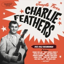 CD FEATHERS, CHARLIE - JUNGLE FEVER '55-'62