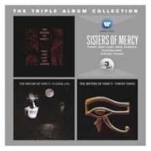 CD TRIPLE ALBUM COLLECTION