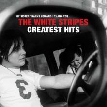 CD WHITE STRIPES - The White Stripes Greatest Hit