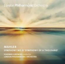 CD LONDON PHILHARMONIC ORCHE - MAHLER: SYMPHONY NO.8