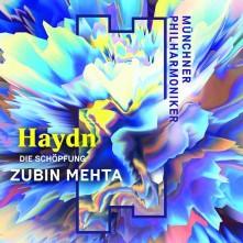 CD MUNCHNER PHILHARMONIKER/MEHTA, ZUBIN - HAYDN: DIE SCHOPFUNG