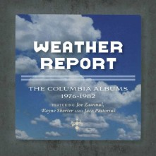 CD WEATHER REPORT - COLUMBIA ALBUMS 1976-1982/THE JACO YEARS