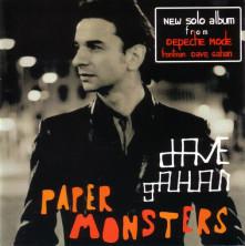 Vinyl Paper Monsters