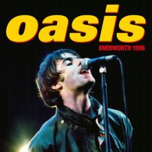 DVD Knebworth 1996