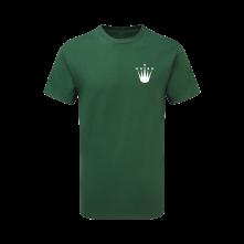 Tričko Navždy, Muž, Zelená,