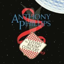 CD PHILLIPS, ANTHONY - LIVING ROOM CONCERT