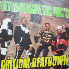 Vinyl Critical Beatdown (Expanded Edition)