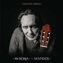 CD AMIGO, VICENTE - Memoria de los Sentidos