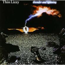 Vinyl THUNDER AND LIGHTNING