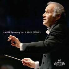 CD FISCHER, ADAM / DUESSELDO - MAHLER, SYMPHONY NO. 6