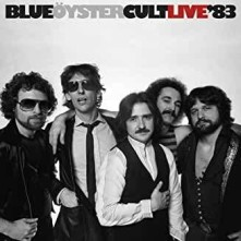 CD BLUE OYSTER CULT - LIVE '83