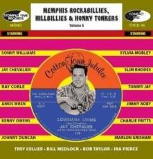 CD V/A - MEMPHIS ROCKABILLIES HILLBILLIES & HONKY TONKERS 6