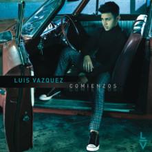 CD VAZQUEZ, LUIS - COMIENZOS