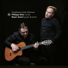 CD ELAN, PHILIPPE / REYER ZW - QUELQUES MOTS D'AMOUR