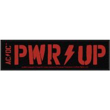 Nažehlovačka PWR-UP