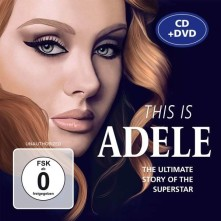 CD This Is Adele