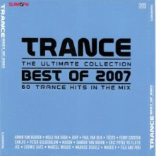 CD V/A - TRANCE THE ULTIMATE..2007