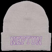 Čapica Neptun, Unisex, Šedá, Univerzálna