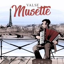 CD V/A - VALSE MUSETTE