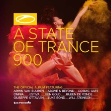 CD A State Of Trance 900 (The Official Album)
