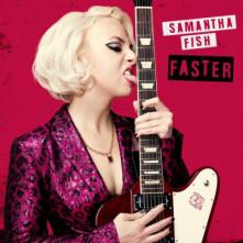 Vinyl FISH, SAMANTHA - FASTER
