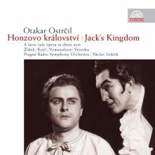 CD VARIOUS  OSTRCIL: HONZOVO KRALOVSTVI