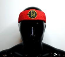 Potítko Taky Headband, Červená