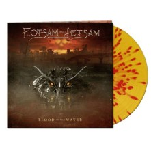 Vinyl FLOTSAM AND JETSAM - BLOOD IN THE WATER