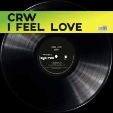 Vinyl CRW - I FEEL LOVE