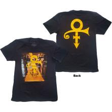 Tričko Love Symbol, Unisex, Čierna,