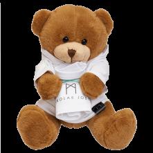 Doplnok Teddy Bear, Biela