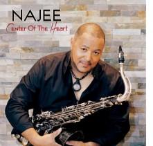 CD NAJEE - CENTER OF THE HEART