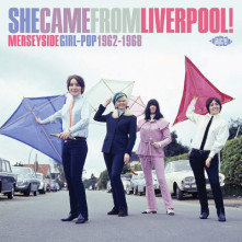 CD V/A - SHE CAME FROM LIVERPOOL!